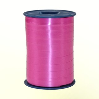 Ringelband, Glanzband, AMERICA, 10mm/ 250m, pink